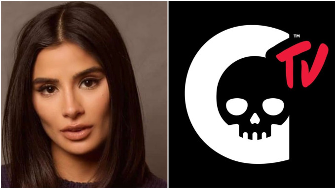 "Diane Guerrero ""Woman In The Book"""